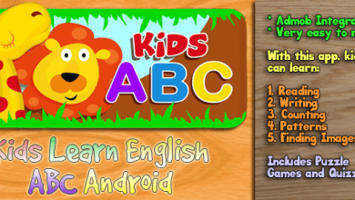 Photo of Kids Learn English ABC – 1100 Ratings and 70K Downloads!