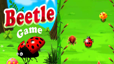 Photo of Beetle Game With AdMob