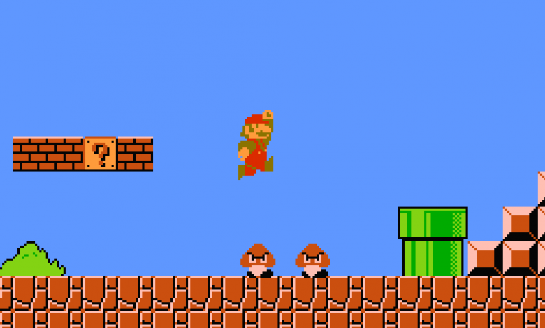 Photo of Project to make 2D Mario game with Unity